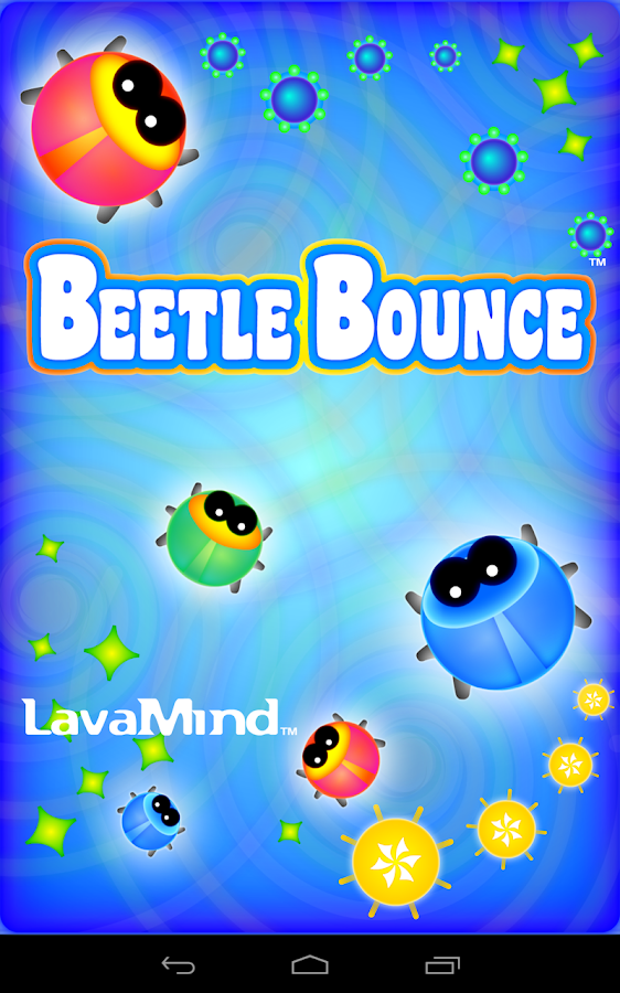 Beetle Bounce- screenshot