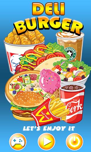Deli Burger