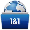 1&1 Online Storage logo