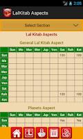 Screenshot of Lal Kitab Astro Free