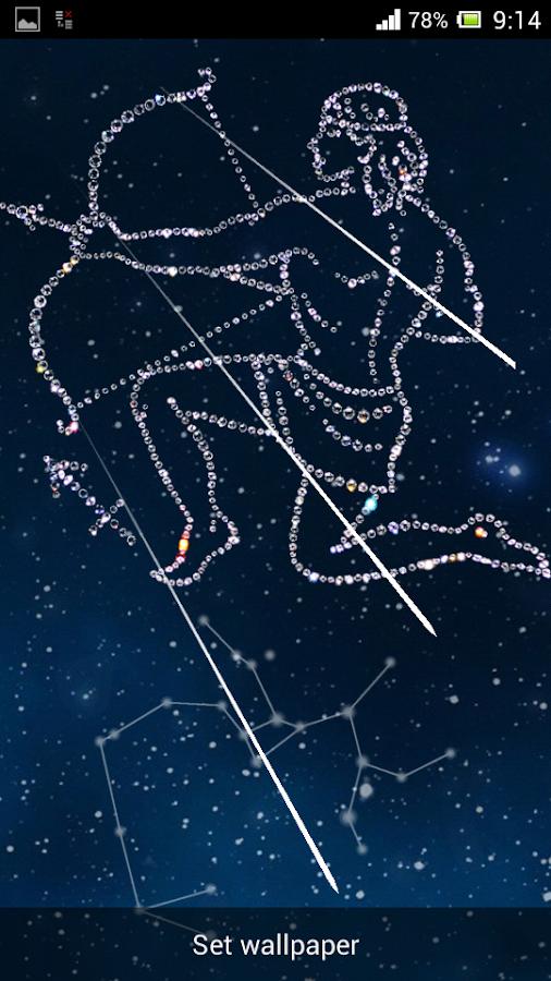 Zodiac Sagittarius Live- screenshot