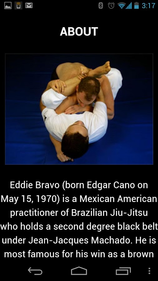 Eddie Bravo Radio - screenshot
