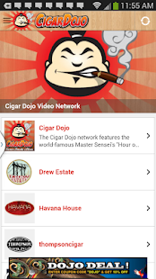 CigarDojo the social cigar app- screenshot thumbnail