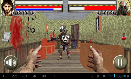 Dead House 3D Free