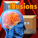The Brain Optical Illusions icon