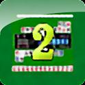 モバイル麻雀2 logo