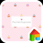 pastel cupcake dodol theme