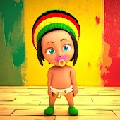 Rasta Baby Live Wallpaper