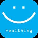 The RealSue Experience logo