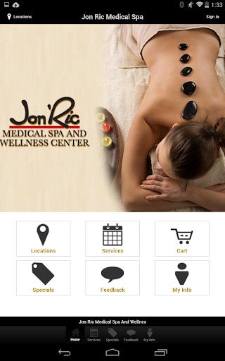 健康必備APP下載|Jon'Ric Medi Spa 好玩app不花錢|綠色工廠好玩App