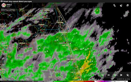 PYKL3 Radar (USA NEXRAD/TDWR) Screenshot 21