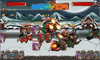 Screenshot of Dragon Kingdom - Epic Battle
