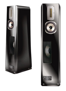 Aurum Montan VIII, from Vincent Audio in the UK