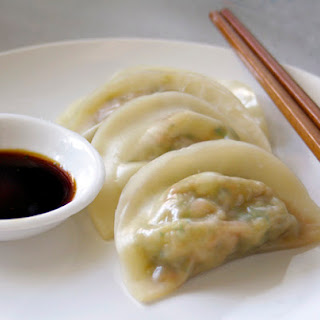 Steamed Vegetable Dumplings Recipe