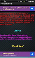 Screenshot of IPspoofing Detector & Firewall
