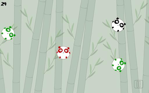 Panda Toss