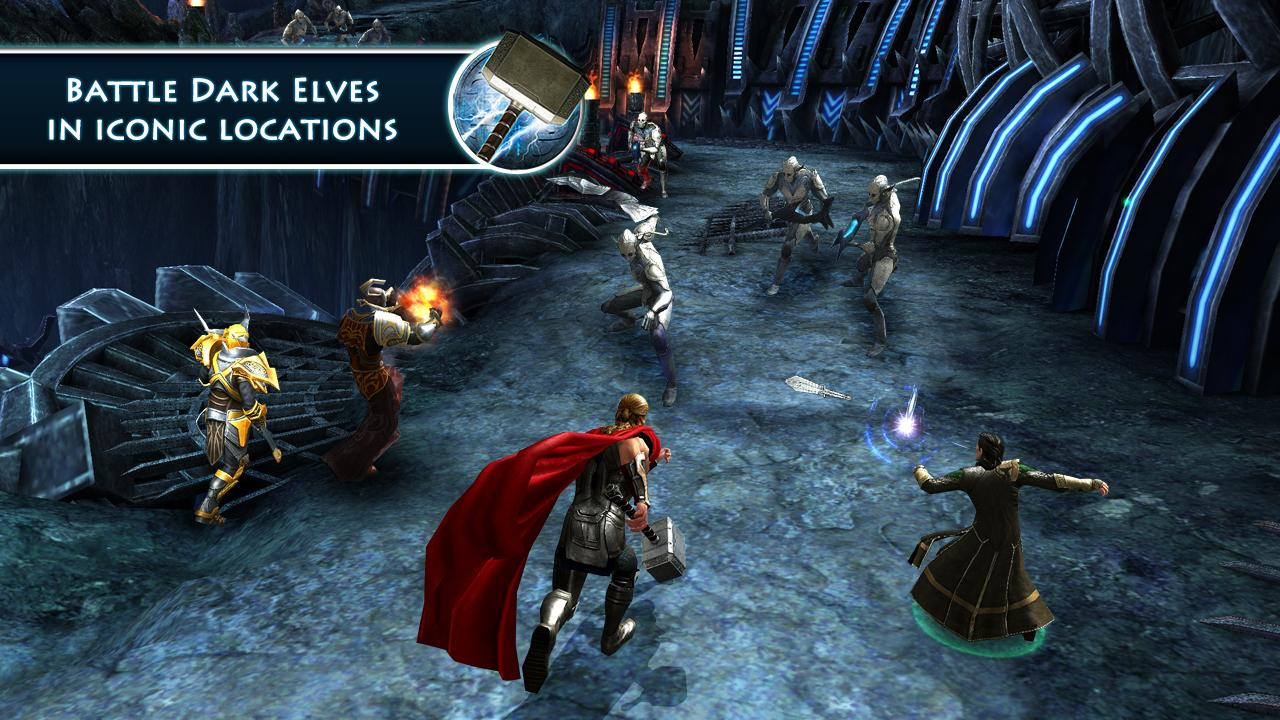 Thor: TDW - The Official Game screenshot #12