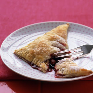 Raspberry Turnovers.