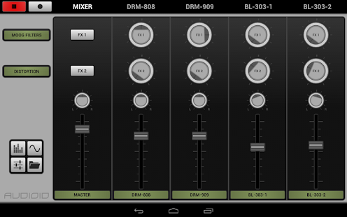 AUDIOID - screenshot thumbnail