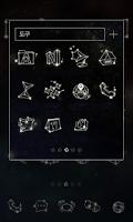 Screenshot of Cancer LINE Launcher theme