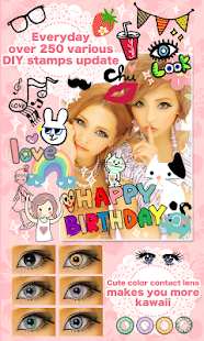 PhotoBooth Sticker:GirlsCamera - screenshot thumbnail