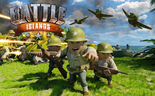 Battle Islands 策略 App-癮科技App