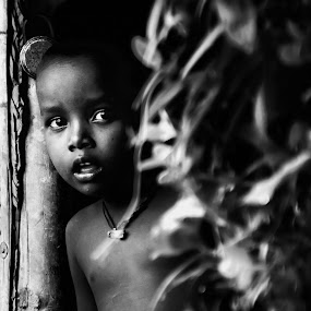 by Shibasish Saha - Babies & Children Child Portraits ( expression, street, child portrait, candid, people, portrait )