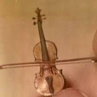 Worlds Smallest Violin 1.0
