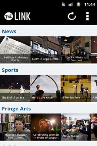 【免費新聞App】The Link Newspaper-APP點子
