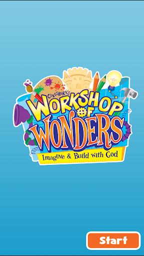 Cokesbury Workshop of Wonders