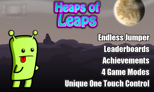 Heaps of Leaps - Free