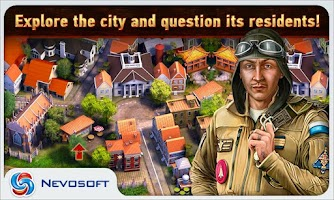 Screenshot of Mysteryville:detective story.