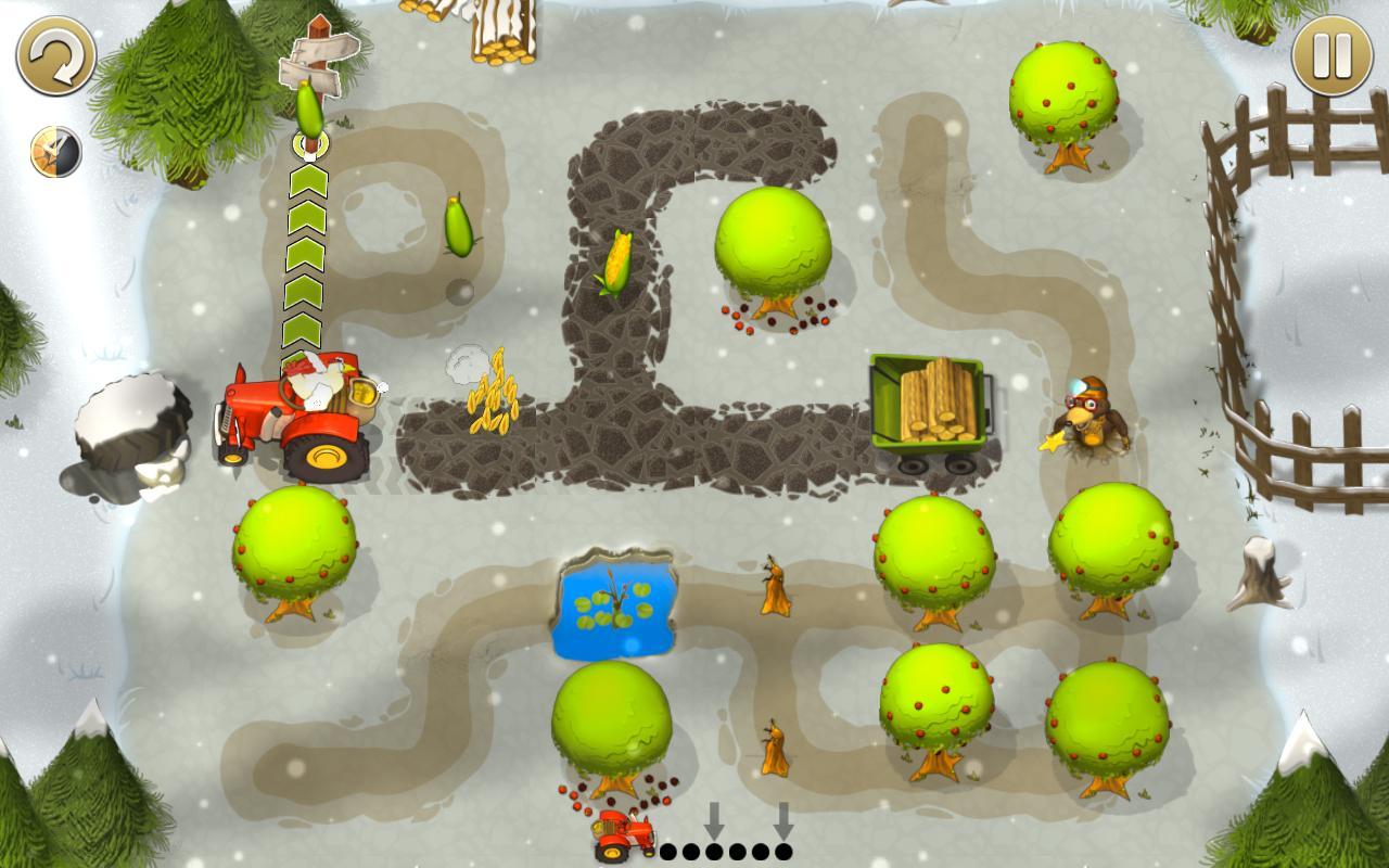 Tractor Trails screenshot #14