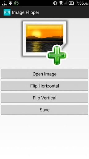 Image Flipper