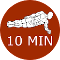 10 Minute Plank Calisthenics icon