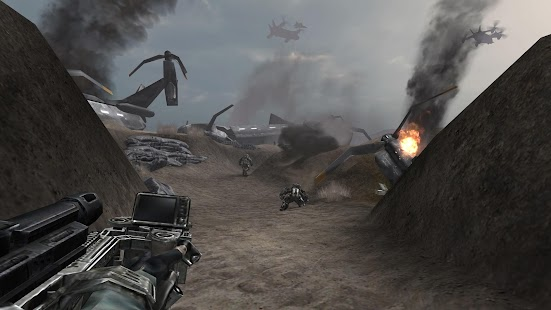 Edge of Tomorrow Game Screenshot 3
