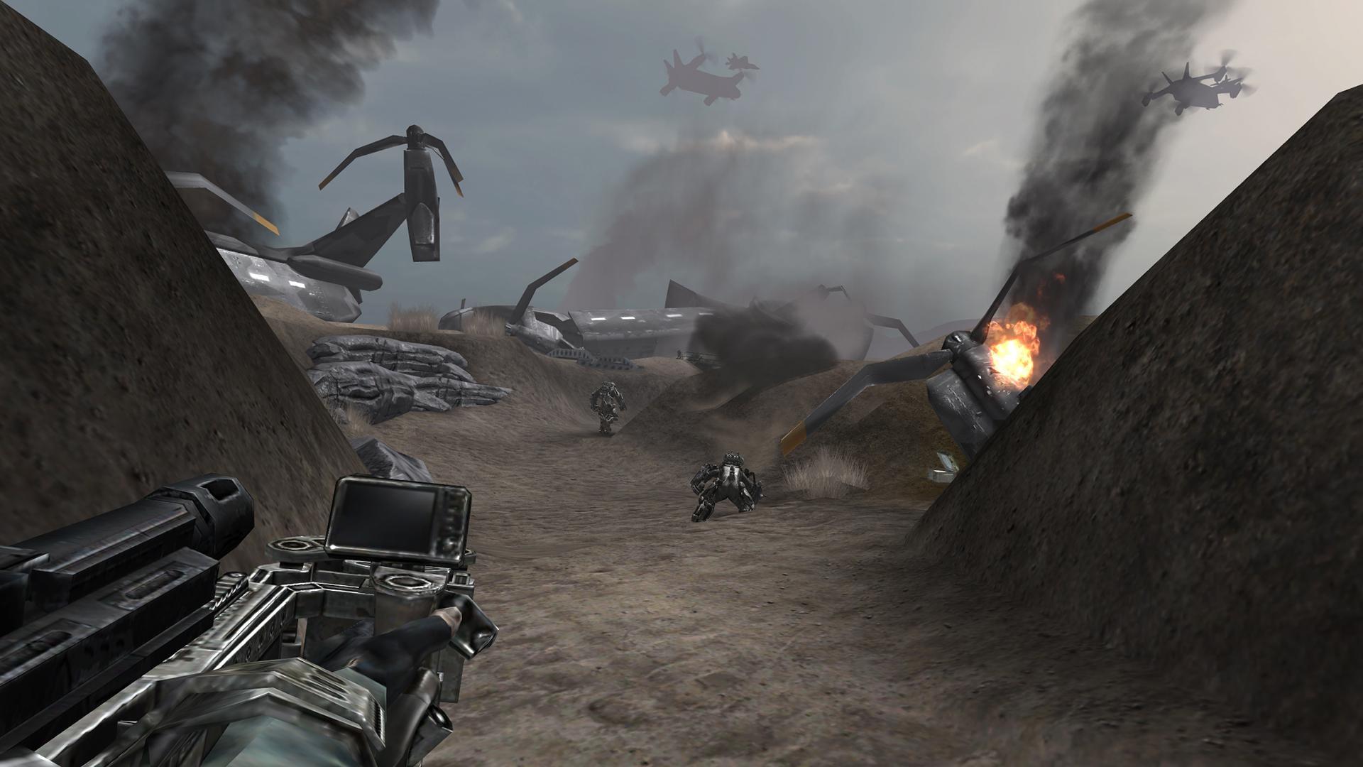 Edge of Tomorrow Game screenshot #3