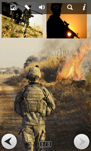 Soldier Cam Light