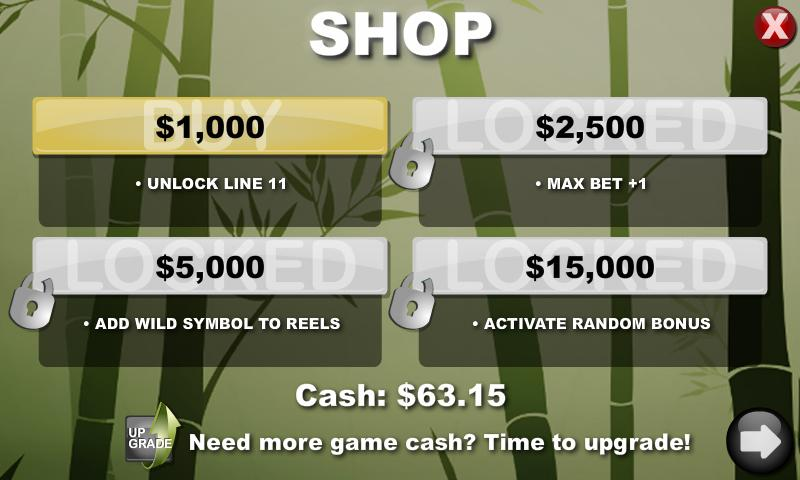 Sushi Dojo Slots- screenshot