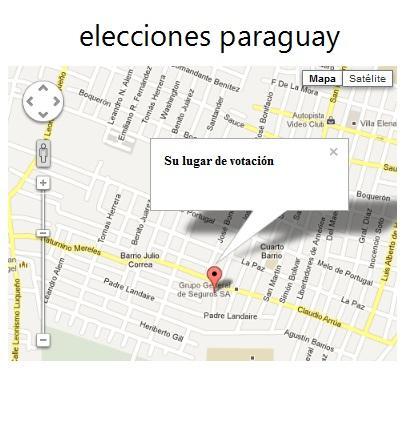 【免費通訊App】Elecciones Paraguay-APP點子