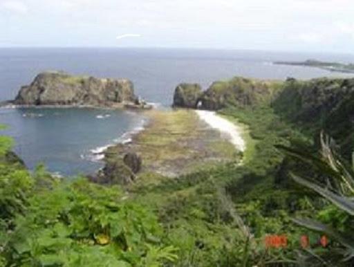 Taiwan Green Island Travel
