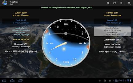 TerraTime Screenshot 6