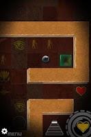 Screenshot of MazeBall