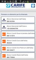 Screenshot of Mobile@Carife