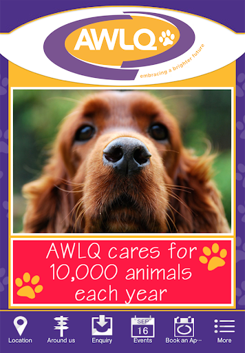 AWLQ Animal Welfare League QLD
