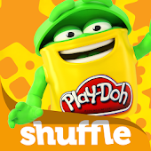 PLAYDOHCards by Shuffle