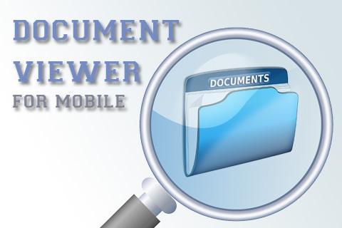 玩免費工具APP|下載文档查看器对于手机 app不用錢|硬是要APP