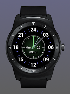 24h Watch Faces Android Wear- screenshot thumbnail