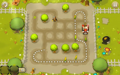 Tractor Trails - screenshot thumbnail