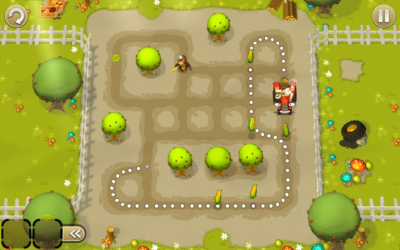 Tractor Trails screenshot #10